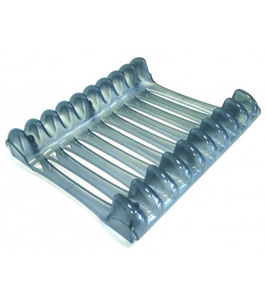 Plate rack for Tecnoinox dish drainer