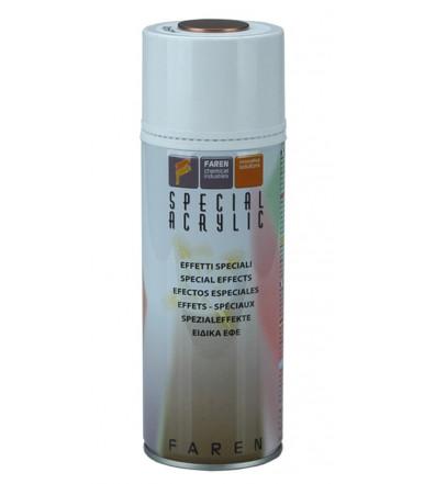 Smalto Spray acrilico ORO-ARGENTO-RAME Art.OAR7V Faren