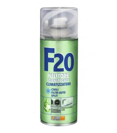 Pulitore igienizzante spray per climatizzatore F20 Art.991003 Faren