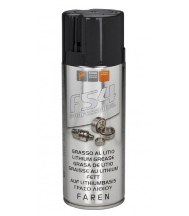 Grasso spray concentrato al Litio F54 Art.959003 Faren