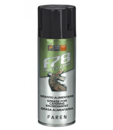 Faren Art.1AA400 F78 spray grasa de uso alimentario