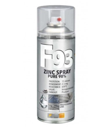 Faren Art.973003 F93 spray professional zinc