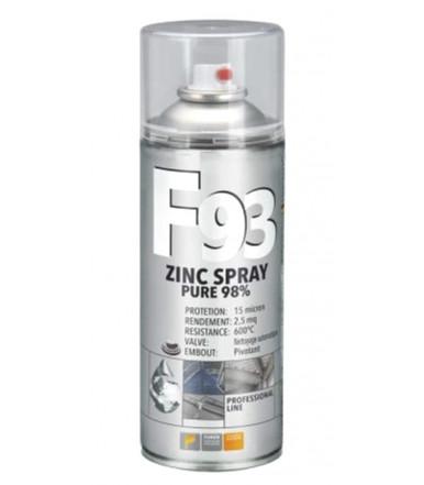 Zincante professionale in spray F93 Art.973003 Faren