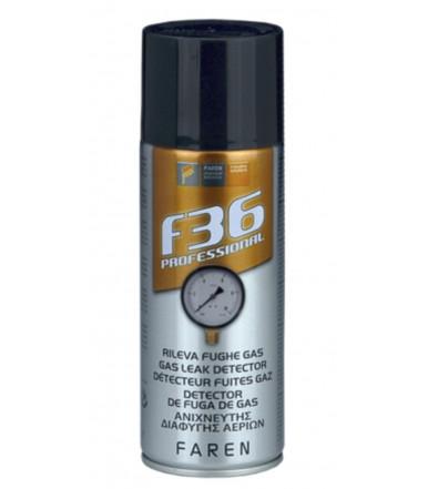 Faren Art.1AE400 F36 spray-espuma detección de fugas de gas