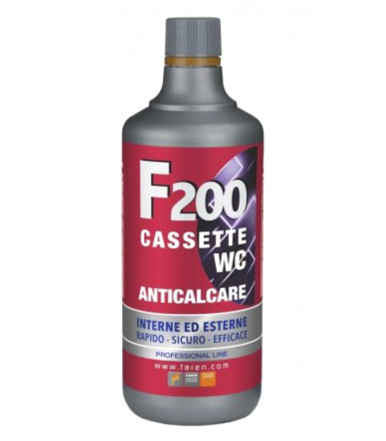 Faren Art.1LV001 F200 descaler for wc cisterns