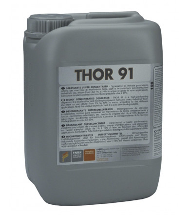 Faren Art.129005 THOR 91 Super concentrated degreaser