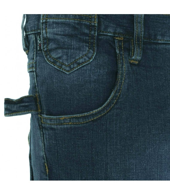 Work Jeans-trousers 5 pockets Diadora Utility Stone Denim Stretch