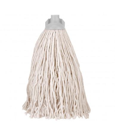 Fiocco lavapavimenti con fibre in cotone