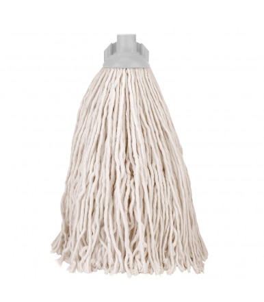 Floor mop with super absorbent cotton fibres