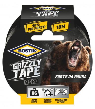 Nastro per riparazioni Grizzly Tape grigio 10mt x 50mm Bostik