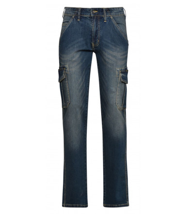 Pantalon en jean de travail Diadora Utility Pant Cargo Stone