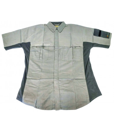Short-sleeved work shirt Evolution Manovre MNV-400