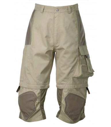 Arbeits-Bermuda-Shorts Technischer Evolution Manovre MNV-250