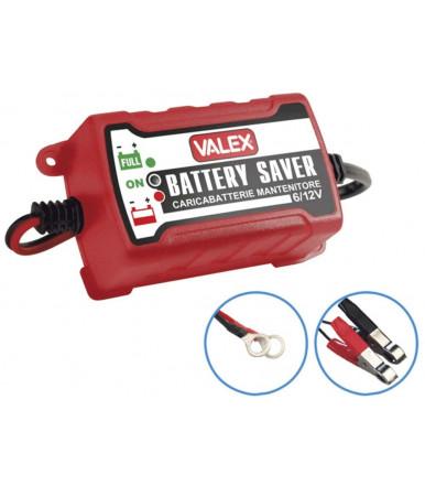 Mantenitore di carica caribatteria Valex Battery Saver