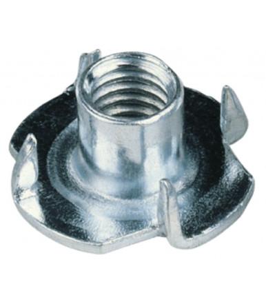 Mauri Screw cutting head for metal, galvanized, 100 pcs, 7/16x50 mm
