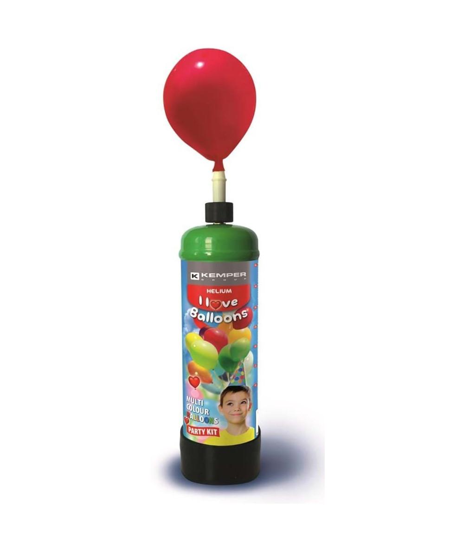 Kit Bombola ad elio 2,2 lt per gonfiare palloncini che volano Kemper Group