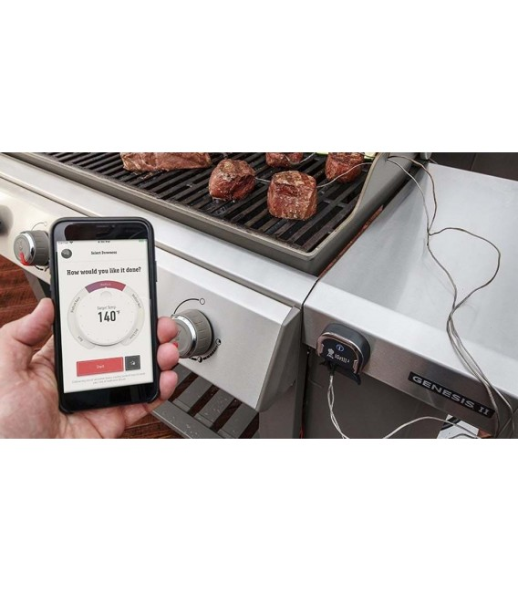 Weber App-connected thermometer iGrill 3, 7205