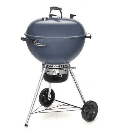 Barbecue a carbone Weber Master-Touch GBS C-5750 Ø 57 cm Blu ardesia