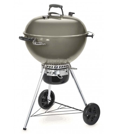 Weber Master-Touch GBS C-5750 Charcoal Barbecue Ø 57 cm Smoke grey
