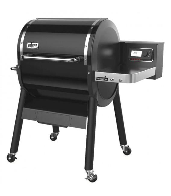 Weber SmokeFire EX4 GBS Wood Fired Pellet Grill Black