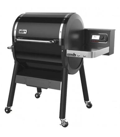 Barbecue a pellet Weber SmokeFire EX4 GBS Nero