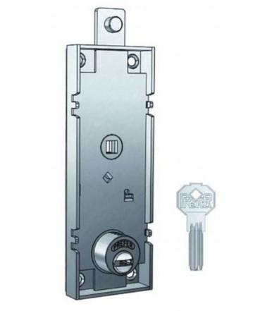 Prefer W551.0822 locks for overhead garage doors