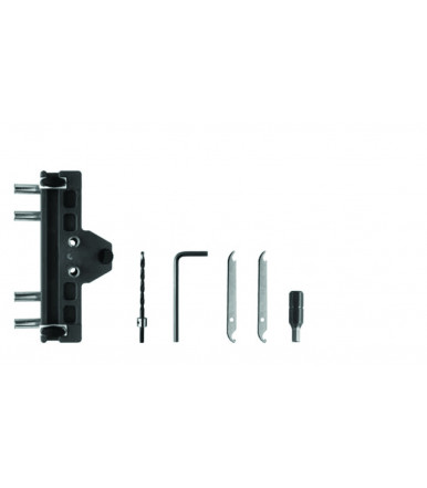 SFS intec Set - knocker application for hinges adaptable from 15