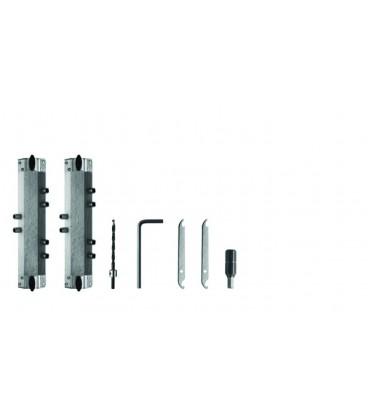 Set - Applicazione a filo per cerniere regolabili da 14 SFS intec