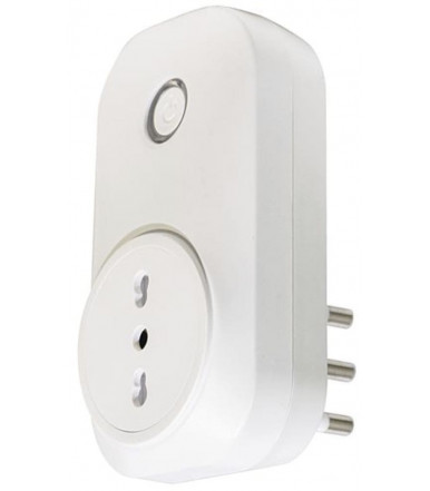 Life Wireless socket, Italian plug 10/16Ah, 2P+T SMART