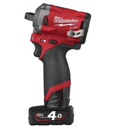12V Milwaukee M12BDD-153C  sub compact drill driver with 3 batt. 1.5 Ah