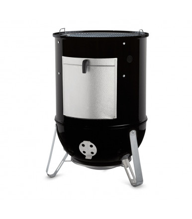 Weber Smokey Mountain Cooker – Smoker Ø 47 cm Schwarz