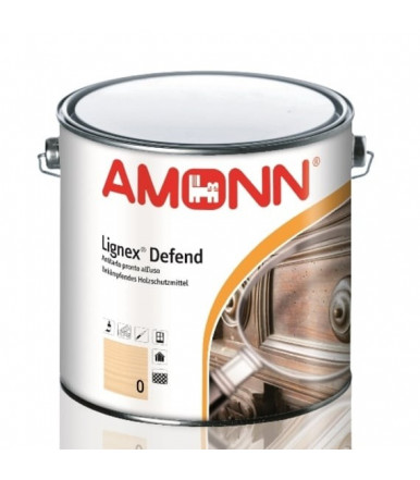 Lignex Defend Amonn woodworm in ready-to-use organic solvent