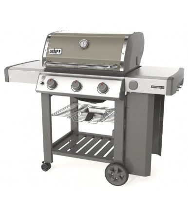 Barbecue a gas Weber Genesis II E-310 GBS Smoke grey