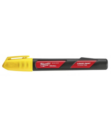 Pennarello-marker a vernice liquida giallo Milwaukee