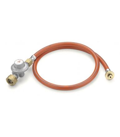 Kit adattatore 3 in 1 tubo gas + pressostato Weber articolo 8486