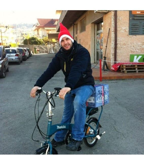 Bici a pedalata assistita Makita BBY180