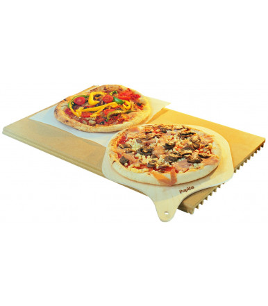 Pizza stone for the GBS Weber cooking grill article 8836
