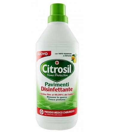 Disinfettante al limone per pavimento 900 ml Citrosil Home Protection