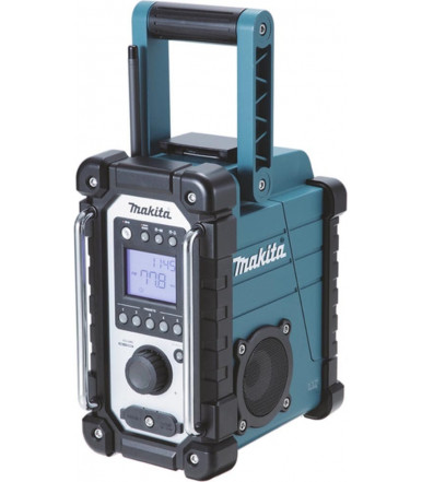 Makita DMR108 Bluetooth AC / DC construction site radio