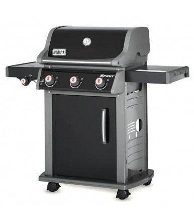 Barbecue a gas Metano Weber Spirit Original E-320 GBS Nero