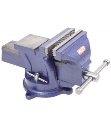 150 mm swivel cast iron Valex bench vice