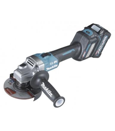 Smerigliatrice angolare Ø 115/125 mm BL MOTOR 40Vmax XGT Makita GA023GM201