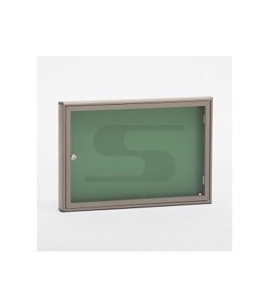 Bacheca porta avvisi SB1 da 550 x 370 x 40 mm formato DIN A3
