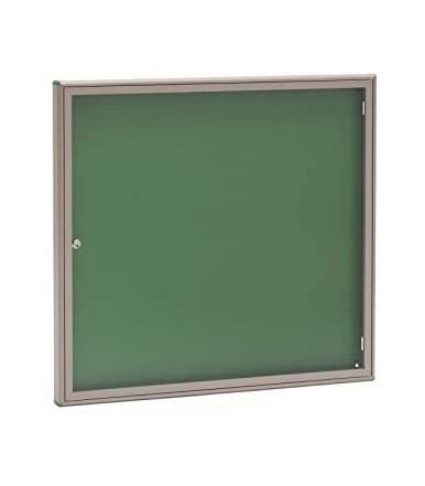 Bacheca porta avvisi SB1 da 750 x 690 x 40 mm formato DIN 6 fogli A4