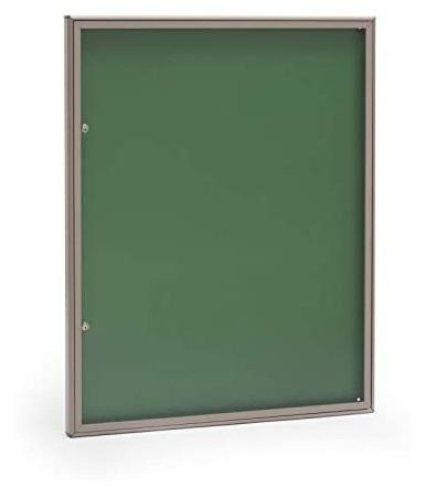 Bacheca porta avvisi SB1 da 800 x 1000 x 40 mm formato 9 fogli A4
