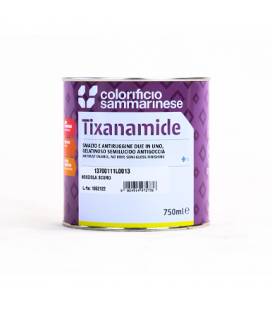 Colorificio Sammarinese two-in-one anti-drop and anti-rust enamel Tixanamide