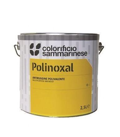 Colorificio Sammarinese Gray Fine Synthetic Anti-rust Polinoxal