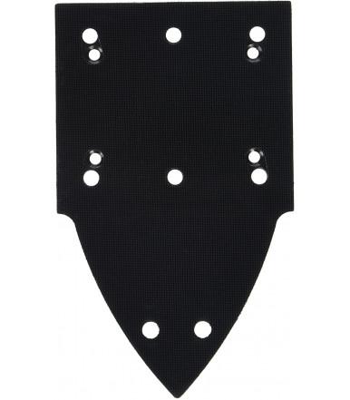 Makita 158325-7 delta rubber backing pad 112x190 mm for random orbit sander
