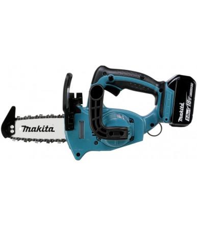 Makita DUC122RTE 18V cordless chainsaw