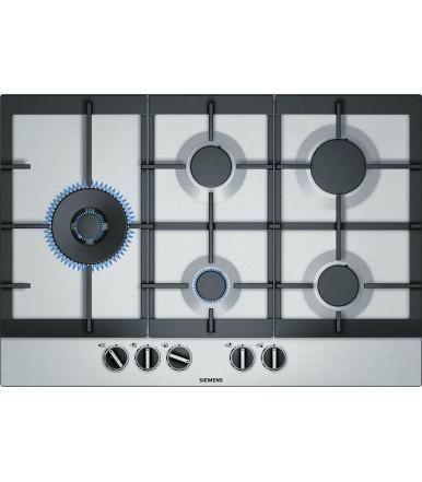 Siemens stainless kitchen hob  EC715RB90E